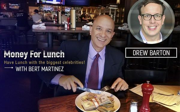Money For Lunch with Bert Martinez