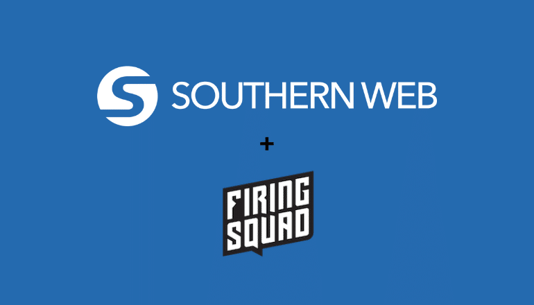 Southern Web acquires Firing Squad